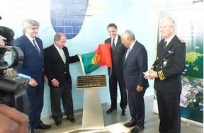Antonio Costa Premier Ministre De La Republique Portugaise Visite L