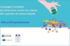 capsules de lessive liquide mise en garde contre les risques pour les jeunes enfants. Black Bedroom Furniture Sets. Home Design Ideas