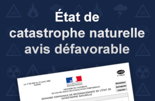 Etat de catastrophe naturelle - Communes de Roncq et Killem