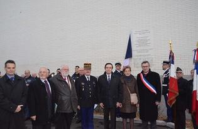 Gendarmerie nationale - Inauguration de la caserne de Gravelines