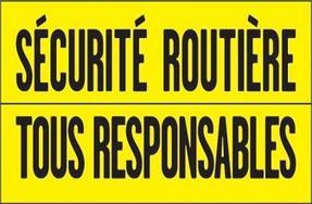Sécurité routière - Appel à projets