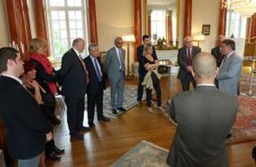 rencontre internationale de la francophonie économique