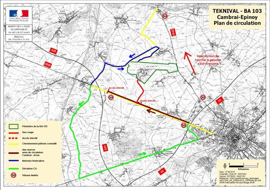 Teknival_2015_plan_de_circulation