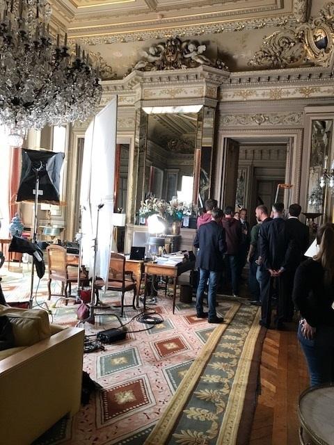 patrimoine la pr fecture du nord lieu de tournage de la s rie t l vis e baron noir saison 2. Black Bedroom Furniture Sets. Home Design Ideas