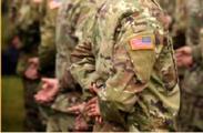 Coopération franco-américaine : relève d'une brigade aéromobile de l'armée américain