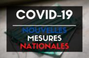 Covid-19 : le couvre-feu avancé de 20h00 à 18h00
