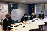 France relance - L'État accompagne les collectivités de la MEL désireuses de reconvertir leurs friches grâce au Fonds friches du plan de relance