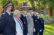 Journée nationale de la Résistance commémorée le 27 mai 2021 à Lille