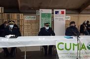 Julien Denormandie, ministre de l'Agriculture et de l'Alimentation, en déplacement dans le Nord