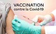 La vaccination des 75 ans et plus ouverte à partir de lundi