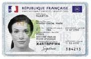 Lancement de la nouvelle carte d'identité nationale par Marlène Schiappa à Douai