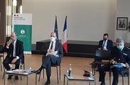 Le Premier ministre et le Garde des Sceaux à Valenciennes dans le cadre du renforcement de la justice de proximité