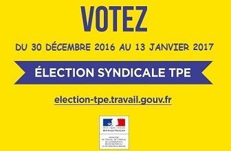 Elections syndicales - Salariés de très petites entreprises et employés à domicile : votez !
